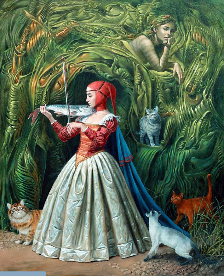 Michael Cheval (Михаил Хохлачев) Twist Of Conditioned Reflex