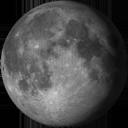 Убывающая Луна в 4 четверти лунного цикла