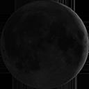 Растущая луна, 1 четверть