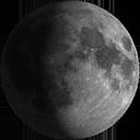 Растущая луна, 2 четверть